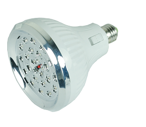 Rechargable LED Emergency Light Bulb