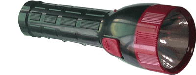 Rechargeable LED Emergency Torch 1 Leds