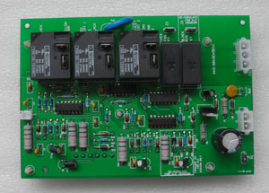 PTAC FIELD INSTALLABLE WALL THERMOSTAT RETROFIT CIRCUIT BOARD